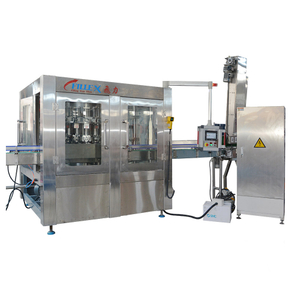 Gravity Filling 5L PET Bottle Oil Packaging Line